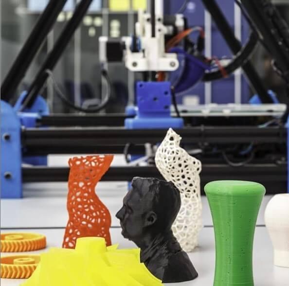 Impressão 3D em Curitiba